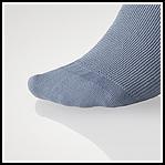 Varful inchis al ciorapului medicinal Gilofa 2000 cu bumbac